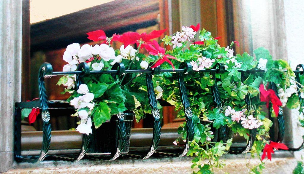 Cloture Provinciale - Boite a fleurs 10