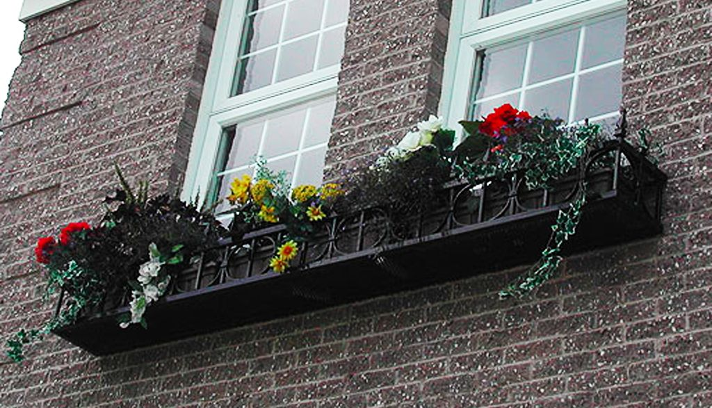 Cloture Provinciale - Boite a fleurs 4