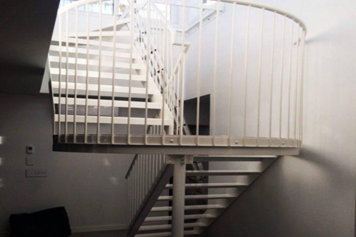 Cloture Provinciale - Escaliers 7