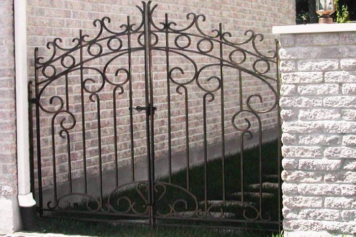 Clôture Provinciale - Barrière 4